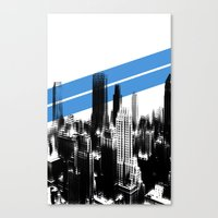 Tripping London. Canvas Print
