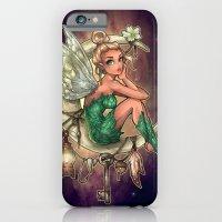 iPhone Cases featuring D R E A M C A T C H E R by Tim Shumate