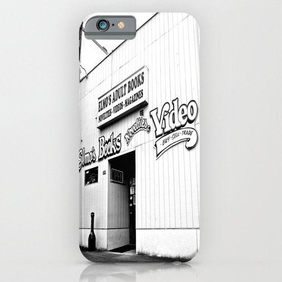 Elmo's Books iPhone & iPod Case