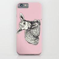 Baby Animals - Lamb (Pink) iPhone 6 Slim Case