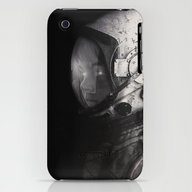 Staring Into Space iPhone (3g, 3gs) Slim Case