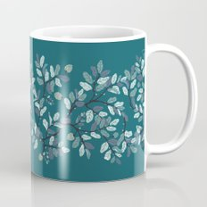 Frost Branches Mug