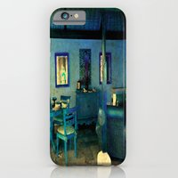 iPhone & iPod Case featuring La Casa Azul by Maite