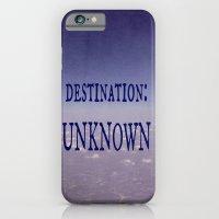 Destination: Unknown iPhone 6 Slim Case