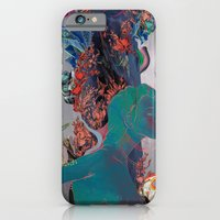 iPhone Cases featuring Beneath the Air by Archan Nair