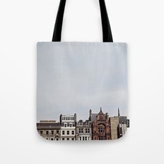 A Beautiful Day in Scotland Tote Bag