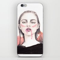It's A Love/Hate Relatio… iPhone & iPod Skin