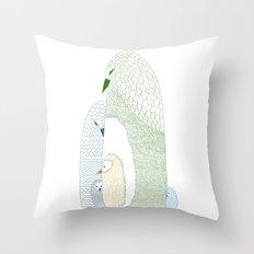 Zed Bunch Throw Pillow