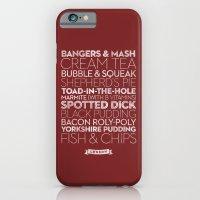 London — Delicious Cit… iPhone 6 Slim Case