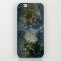 floating colors iPhone & iPod Skin