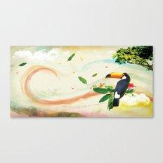 Verano Canvas Print