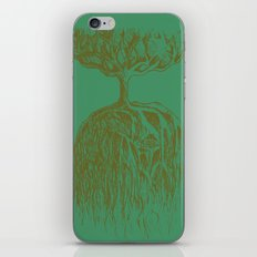 One Tree Planet *remastered* iPhone & iPod Skin