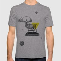 Archetypes Series: Dignity Mens Fitted Tee Athletic Grey SMALL