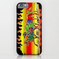 Wild Horses 2 iPhone 6 Slim Case