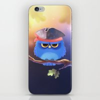 Little Sparrow iPhone & iPod Skin