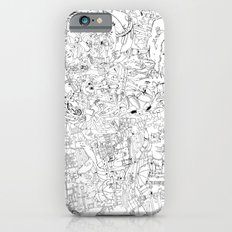 Fragments of memory Slim Case iPhone 6s
