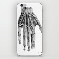 Hand iPhone & iPod Skin