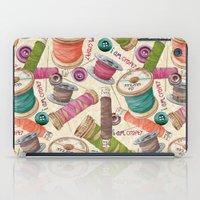 I Am Crafty iPad Case