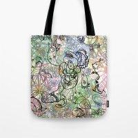 Anymanimals+Whatlifethrowsatyou    Nonrandom-art1 Tote Bag