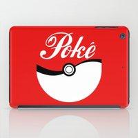 Poké iPad Case