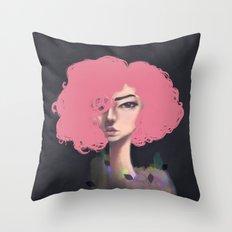 Lavish de Aura Throw Pillow