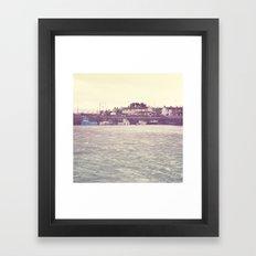 Claddagh2 Framed Art Print