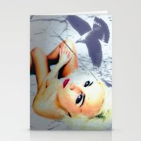 Nude-Art Stationery Cards