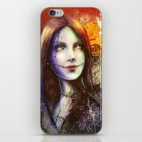 The Rag Doll iPhone & iPod Skin