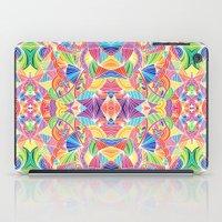 Kaleidoscopic Zen iPad Case