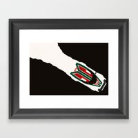 Stratos Framed Art Print