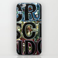 Crescendo iPhone & iPod Skin