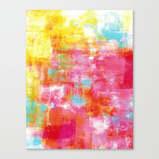 OFF THE GRID 2 Colorful … Canvas Print
