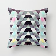 Lyykkd Throw Pillow