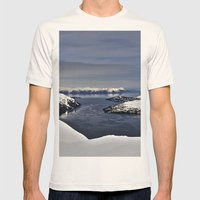 Blackstone Mens Fitted Tee Natural SMALL