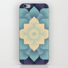 Floral Dream 1 iPhone & iPod Skin
