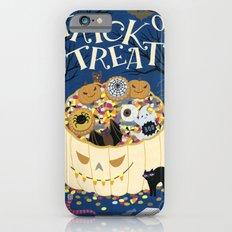 Trick or treat iPhone 6s Slim Case