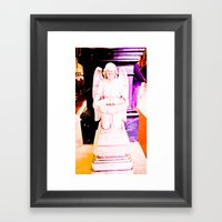 Holy Water. Framed Art Print