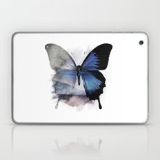 Blue Shadows Butterfly Laptop & iPad Skin