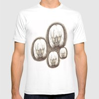 Quadruplets Mens Fitted Tee White SMALL