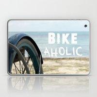 BIKEaholic Laptop & iPad Skin