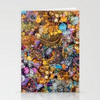 Maximal Mosaic Stationery Cards