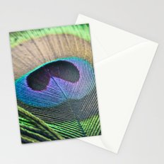 Peacock Eye Stationery Cards