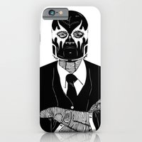 iPhone & iPod Case featuring SOLAR SQUAD MAN 2 by kravic