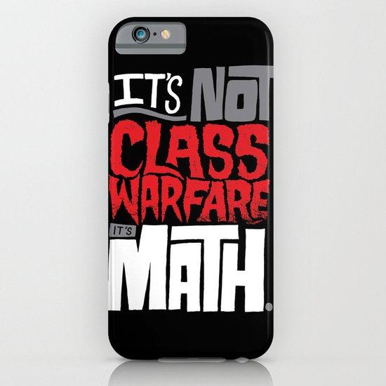 It's Math iPhone & iPod Case