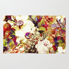 flowers profusion Rug