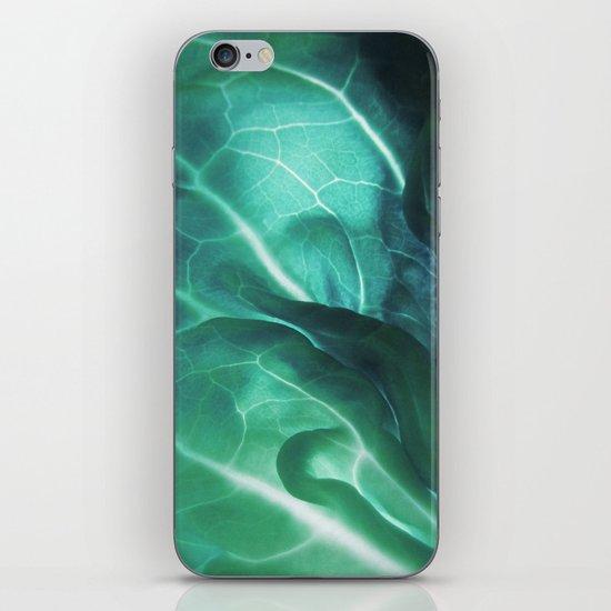 Aqua Plant (Art Of Food) iPhone & iPod Skin