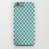 iPhone & iPod Case featuring Moroccan Manor  by Elizabeth Caldwell