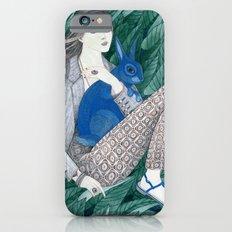 Blue Bunny iPhone 6s Slim Case