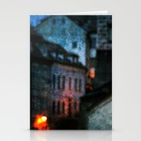 Bohemian Nights Stationery Cards