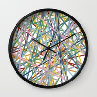 Kerplunk Extended Wall Clock